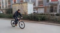 视频: 山地车快速安全刹车