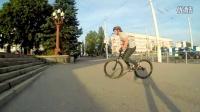 視頻: 戰斗民族街車Aleksandr Nizerskii 2015 For Deity Bikes