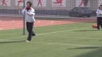 陜西省示范優質課《排球:雙手正面墊球2-2》高一體育,西安市89中:周劍