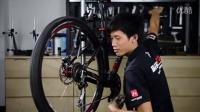 視頻: 山地車自行車調整變速器防止跳齒掉鏈 解決辦法