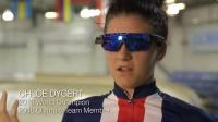 視頻: 美國國家自行車隊代言Solos智能護目鏡