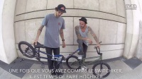 視頻: How to BMX Flatland _ Can You Make it Episode 10 (Hitchhiker)