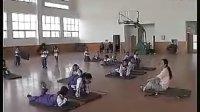小學三年級體育優質課《前滾翻》于老師